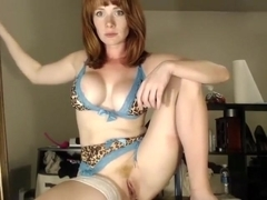 Sanna Is Fucking Her Hot Twat With A Toy Part 04