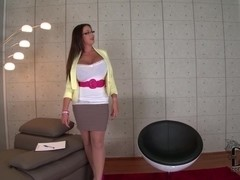 DdfBusty Video: Ta-Ta Therapy