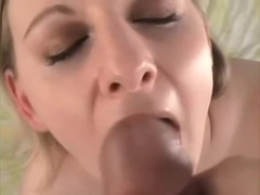 Blonde dick suckin cunt wants to model