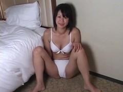 AYUMI white bikini