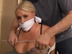 Mary Jane Bound and Gagged