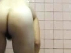 Must see my nude unshaved mom in bath room. Hidden cam