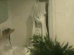 Neighbour spy after shower