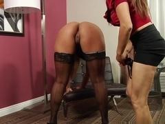Crazy pornstars Mark Wood, Teanna Trump in Amazing Facial, POV sex scene