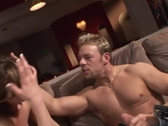 Exotic pornstar Ava Rose in horny big ass, blowjob adult clip