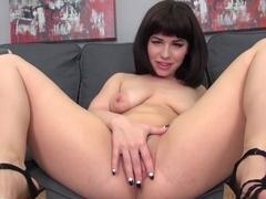 Crazy pornstar Belle Noire in Amazing Dildos/Toys, Big Tits adult scene