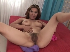 Incredible pornstar in exotic latina, solo porn video