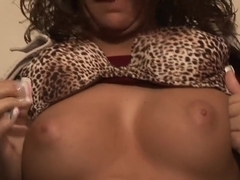 Best pornstar in horny striptease, big tits adult scene