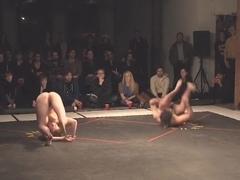 Naked on Stage NoS 361 Jacob Slominski Catch