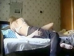 Lustful hawt blond mature I'd like to fuck drilled hard by her paramour