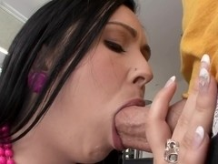 She loves anal