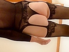 Hot Wife in Lingerie