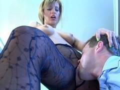 PantyhoseTales Video: Rosa and Bertram