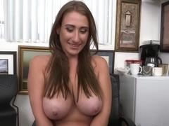 Skyler Luv in Busty Big Butt Freak Gets Broken In! Video