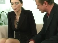 HornyOldGents Movie: Judith B and Sebastian M