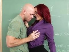Jayden Jaymes & Johnny Sins in My First Sex Teacher