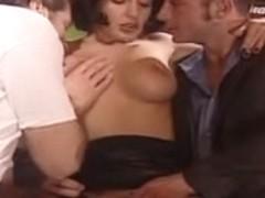 Karli Pleasant - bar three-some