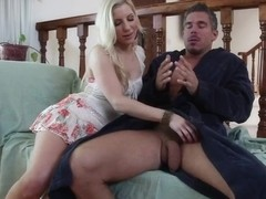 Ashley Fires & Mick Blue in Neighbor Affair