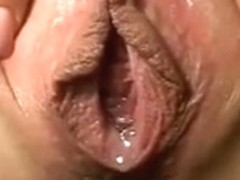 Cum Gushing Love Tunnel (Creampie compilation)