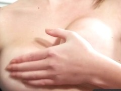 Girls Out West - Australian cutie toys her pussy n clit