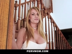 PervMom - Hot Cougar Gets Her Pussy Pounded