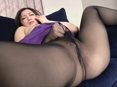 Hottest Japanese whore in Fabulous HD, Masturbation JAV clip