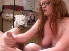 IBuyGFs Video: Cum on Glasses