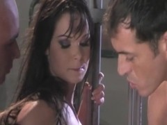 PinkoHD XXX video: In Prison
