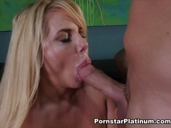 Karen Fisher Down On The Dick - PornstarPlatinum