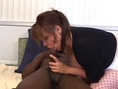 Wife Services Dark and Hubby Cleans Up - Cireman
