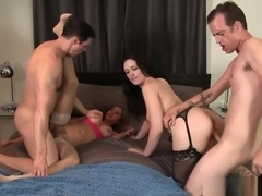 Naughty Wives In Action w Sarah Shevon
