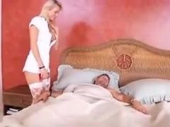 Horny Nurse Sexual Therapy