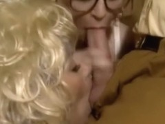Elodie & Enora fuck their boss