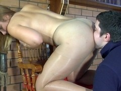 Anal-Pantyhose Movie: Miriam and Adam