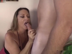 Margo Sullivan - Son Loves Brushing Moms Hair Margo Sullivan
