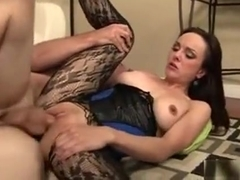 Cytherea Is A Horny Girl That Stimulates Her Pussy So...