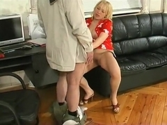 Ass Fucking With Mature Blonde Hardcore
