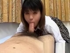 Teen in heats craves for cum in her mouth