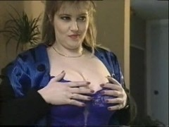 Framboise with big tits fucks with Harry Morgan