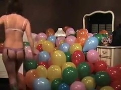 Sarahs Balloon Burst