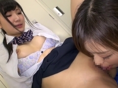 Crazy Japanese slut in Hottest HD, Cunnilingus JAV scene