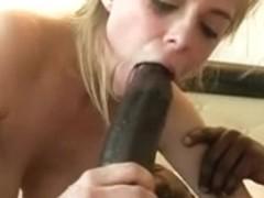Cumshots and friday double penetration for blonde slut