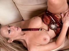 Carolyn Reese & Danny Wylde in Seduced by a Cougar