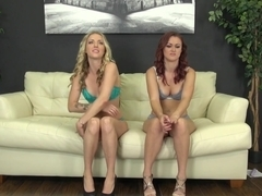 Crazy pornstars Karlie Montana, Karla Kush in Incredible Fingering, Tattoos adult movie