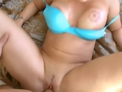 Kelly Divine & Billy Glide in House Wife 1 on 1