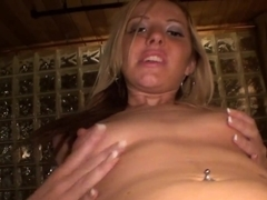 Blown Out Pussy And Ass Grossness Then Peeing Closeup