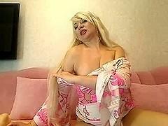 Home video of masturbating Barbie