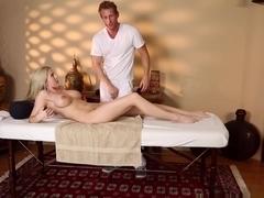 Exotic pornstars Christie Stevens, Ryan McLane in Fabulous Cunnilingus, Facial xxx clip
