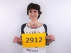 CZECH CASTING - OLGA (2912)