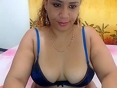 Colombian gordita ass to mouth and milk